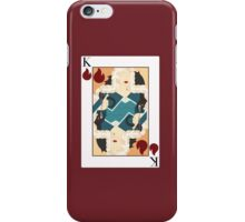 Khaleesi Playing Card / Drogon iPhone Case/Skin