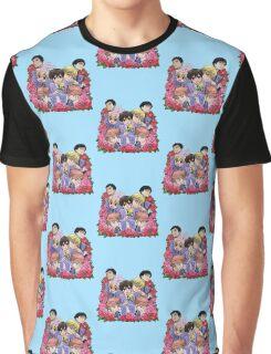 Ouran Highschool Host Club Graphic T-Shirt