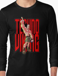 Techno Viking Long Sleeve T-Shirt