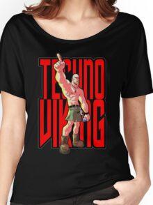 Techno Viking Women's Relaxed Fit T-Shirt