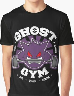 Ghost Gym Graphic T-Shirt