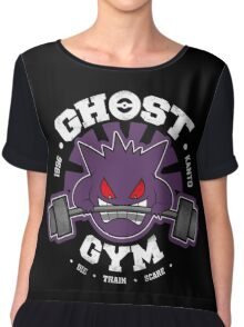 Ghost Gym Chiffon Top