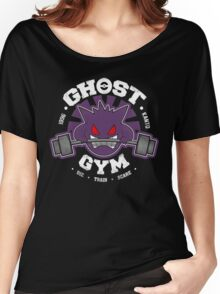Ghost Gym Women's Relaxed Fit T-Shirt