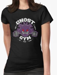 Ghost Gym Womens Fitted T-Shirt