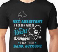 Vet Tech, Vet Assistant Shirt, Vet Assistant Mug Unisex T-Shirt
