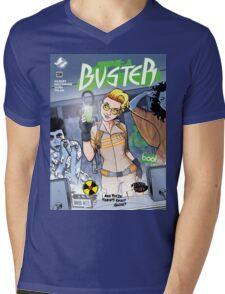 Buster 35 Mens V-Neck T-Shirt