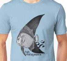 Yoga Fish YogaMig Unisex T-Shirt