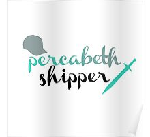 Percabeth Shipper Poster