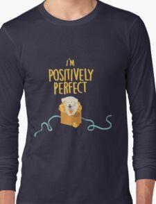 Positively Long Sleeve T-Shirt