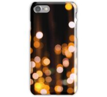 Shimmering Yellow iPhone Case/Skin