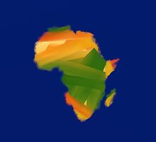 Geography of Africa by Leah Cluff