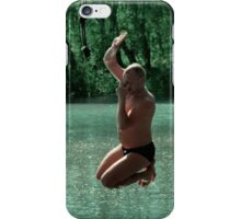 Jump to dirty water iPhone Case/Skin