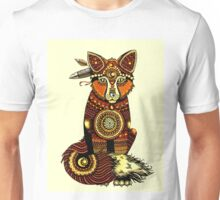 Tribal Fox  Unisex T-Shirt