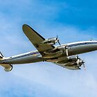 Lockheed L-1049F Super Constellation HB-RSC by Colin Smedley