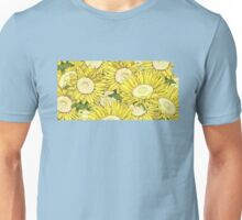 Kansas Flowers Unisex T-Shirt