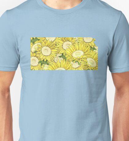 Kansas Flowers Unisex T-Shirt