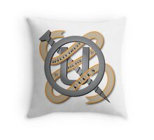 Holtzmann Knows Best Throw Pillow