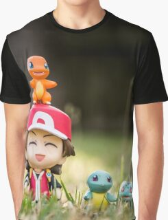 Red and the Starters Graphic T-Shirt
