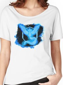 Go! Team Mystic! Women's Relaxed Fit T-Shirt