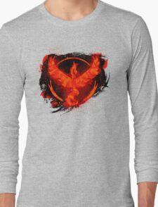 Go! Team Valor! Long Sleeve T-Shirt