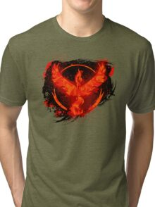 Go! Team Valor! Tri-blend T-Shirt