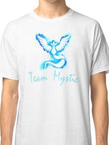 Go! Team Mystic! (Text) Classic T-Shirt