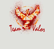 Go! Team Valor (Text)! Unisex T-Shirt