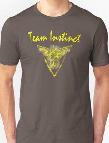 Go! Team Instinct (Text)! Unisex T-Shirt