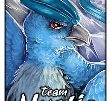 Team Mystic!!! by Anarchpeace