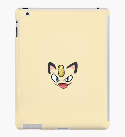 Meowthhhh iPad Case/Skin