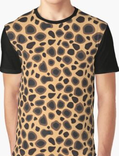 Cheetah Skin  Graphic T-Shirt