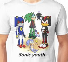 Sonic youth, to be young Unisex T-Shirt