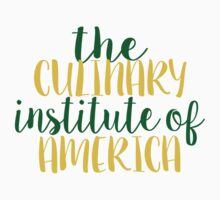 The Culinary Institute of America Baby Tee
