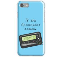 Date First, Fight Later iPhone Case/Skin