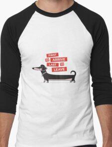 secret life of buddy Men's Baseball ¾ T-Shirt