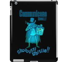Ghost Whistle!  iPad Case/Skin