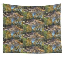 Historic Columbia River Highway Wall Tapestry