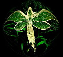Green Fairy by DianaMatisz