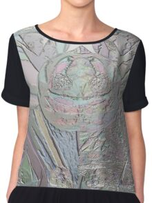 NuUni - Digital Artifact Women's Chiffon Top