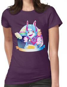 Themes of Nini Womens Fitted T-Shirt