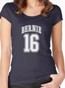 "Bernie 16 - Bernard ""Bernie"" Sanders For President 2016 T Shirt Women's Fitted Scoop T-Shirt"