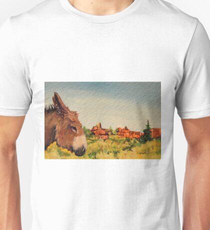 Cripple Creek Donkey~Colorado Unisex T-Shirt