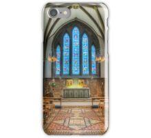 Lady Chapel iPhone Case/Skin