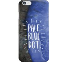 Pale Blue Dot iPhone Case/Skin