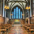 Lady Chapel by Ian Mitchell