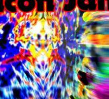 Macon Jams Sticker