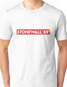 Stonewall '69 [block] Unisex T-Shirt
