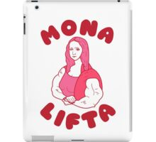 Mona Lifta iPad Case/Skin