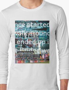 Adventure NY Long Sleeve T-Shirt