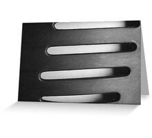 Play With Your Food - Utensil  Greeting Card